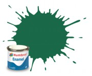 AA0326  - 30 Dark Green Matt - 14ml Enamel Paint