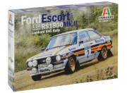 Model Kit auto 3650 - Ford Escort RS1800 MK.II Lombard RAC Rally (Italeri 1:24)