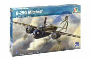 Model Kit letadlo 2787 - B-25G Mitchell (Italeri 1:48)