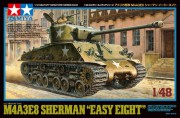 "Us Medium Tank M4A3E8 Sherman ""easy Eight"" (Tamiya 1:48)"