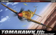 Tomahawk IIB Ace of African Front (Academy 1:48)