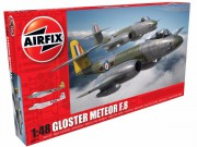 A09182 - GLOSTER METEOR F.8 (Airfix 1:48)