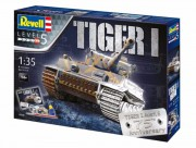 Gift-Set tank 05790 - 75 Years Tiger I (Revell 1:35)