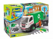 Junior Kit auto 00808 - Garbage Truck (Revell 1:20)