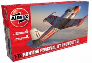 A02103 - Hunting Percival Jet Provost T.3/T.3a (Airfix 1:72)
