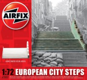 A75017 - European City Steps (Airfix 1:72)