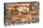 Model Kit diorama 6184 - Operation Silver Bayonet - Vietnam War 1965 (Italeri 1:72)