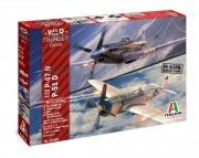 Model Kit War Thunder 35102 - P-47 N and P-51 D (Italeri 1:72)