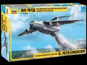 Model Kit letadlo 7029 - IL-76 TD EMERCOM (Zvezda 1:144)