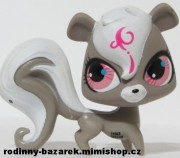 LITTLEST PET SHOP veverka LPS 2694 3059