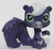LITTLEST PET SHOP - skunk LPS 961