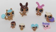 LITTLEST PET SHOP  třpytivá  serie LPS
