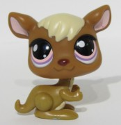 LITTLEST PET SHOP klokan  LPS 983 1467 1913