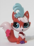 LITTLEST PET SHOP liška Kora Solis LPS 3654