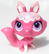 LITTLEST PET SHOP liška  LPS 3000