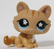 LITTLEST PET SHOP kočka - kočička LPS 649 1345 1489