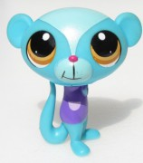 LITTLEST PET SHOP mangusta - Sunil Nevla LPS 2699 3610
