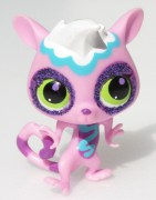 LITTLEST PET SHOP lemur LPS 2762 2847 3102 3130