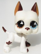 LITTLEST PET SHOP pes pejsek doga LPS 577