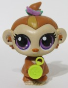 LITTLEST PET SHOP opička Mushroom Lee  LPS 3660