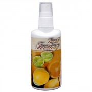 Fresh feeling 80 ml  +  500 ml