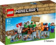 LEGO MINECRAFT 21116 Crafting box 8 v 1