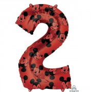 Mickey Mouse Forever Number 2  -66cm