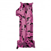 Minnie Mouse Forever Number 1   - 66cm