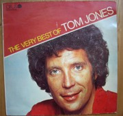 Gramofonová deska - LP deska the very best of TOM JONES
