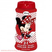 Minnie Mouse šampon - sprchový gel a pěna do koupele 475 ml