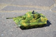 Mini tank TIGER II model 2016