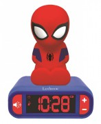 Spiderman Night Light Budík