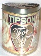 aj Tipson Srdce For You Gold 75g