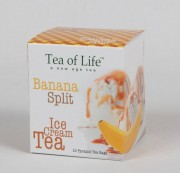 Tea of Life Ice Cream ČAJ  Banán, med 12x2g