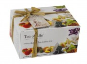 Dárkové balení -Tea of Life International Tea Collection