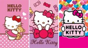 RUČNÍČKY HELLO KITTY