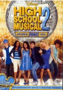 DVD HIGH SCHOOL MUSICAL II DANCE