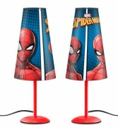 STOLNÍ LAMPA SPIDERMAN