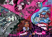 PUZZLE MONSTER HIGH 500d