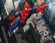 3D tapeta Spiderman Ultimate