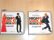 OBAL NA CD, DVD- HIGH SCHOOL MUSICAL