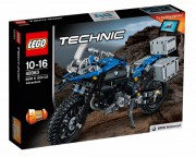 LEGO 42063 TECHNIC BMW R 1200 GS Adventure