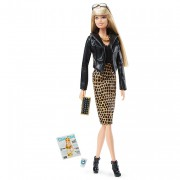BARBIE COLLECTOR BLACK LABEL THE LOOK