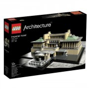 LEGO ARCHITECTURE Hotel Imperial
