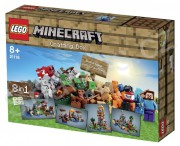 LEGO 21116 MINECRAFT Crafting box