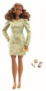 BARBIE COLLECTOR BLACK LABEL THE BARBIE LOOK