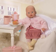 BABY ANNABELL first birthday set