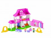 Fisher Price Little People domek se zvuky
