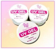1 ks UV gel - Číry