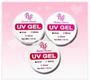 1 ks UV gel -  Rúžový